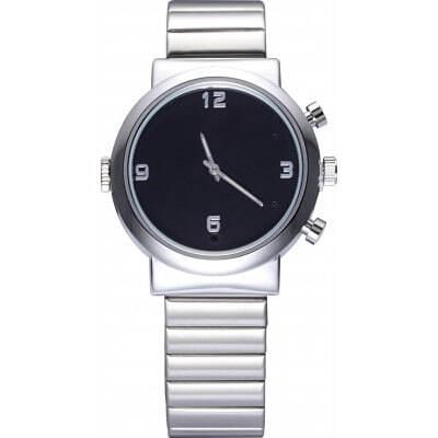 Ultra-Thin spy watch. Simple design. IR Night vision. Motion detection 1080P Full HD