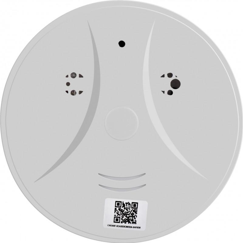 Другие скрытые камеры Детектор дыма скрытая камера. Вай-фай. Шпионская камера. Определение движения. Контролируется и просматривается по телефону 1080P Full HD