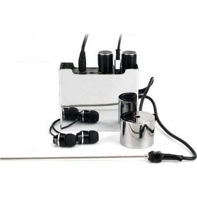 119,95 € Envio grátis | Detectores de Sinal Detector de áudio Listen-Through-Wall. Super sensível. Ouça sons através de qualquer superfície sólida