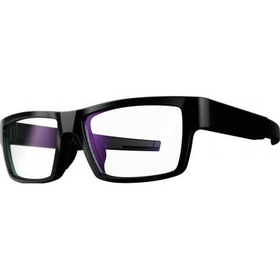 56,95 € Spedizione Gratuita | Occhiali Spia Touch-Switch Occhiali per fotocamera. Interruttori invisibili. Nessun pulsante. Obiettivo della fotocamera completamente nascost