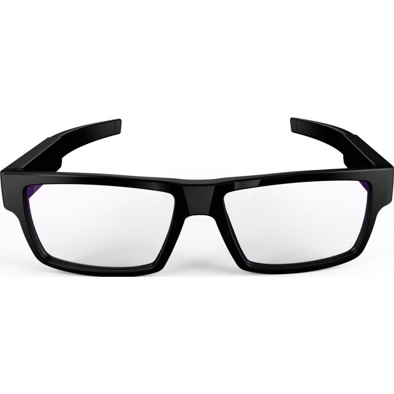 56,95 € Envoi gratuit | Lunettes Espion Caméra tactile à lunettes. Commutateurs invisibles. Pas de bouton. Objectif de caméra complètement caché. Enregistreur vidéo num