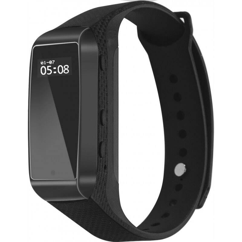 51,95 € Free Shipping | Watch Hidden Cameras 6 in 1 Smart bracelet. Hidden Spy camera. Hidden sound recorder. Step counter. Watch function. Alarms. Incoming call. Text messa
