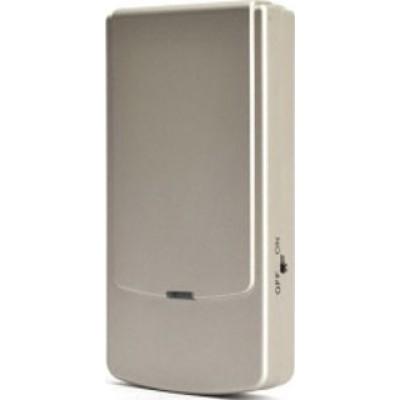 33,95 € Бесплатная доставка | Блокираторы GPS Мини портативный блокатор сигналов. Тройная частота со встроенной антенной GPS GPS L1 Portable