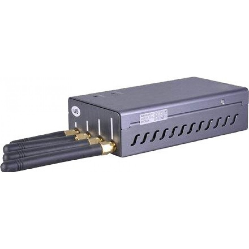 62,95 € Free Shipping   Cell Phone Jammers Portable signal blocker GPS GSM Portable