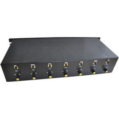 bloqueador de señal multibanda de 17 W GPS