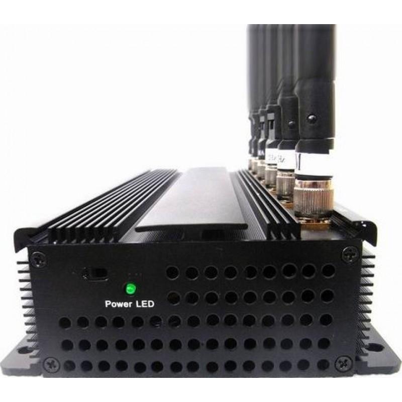 114,95 € Kostenloser Versand | Handy-Störsender 6 Signalblocker für Antennen GPS 315MHz