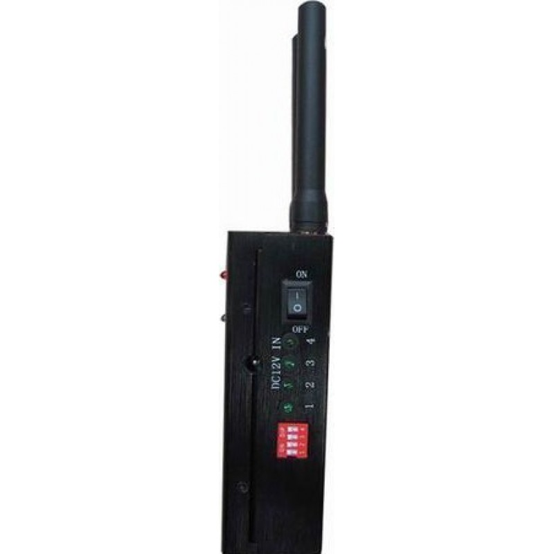 65,95 € Envoi gratuit   Bloqueurs de Téléphones Mobiles Bloqueur de signaux portable haute puissance avec ventilateur Cell phone GSM Portable