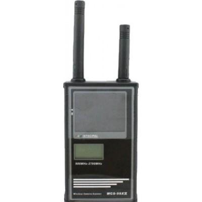 Wireless camera detector. Spy camera scanner