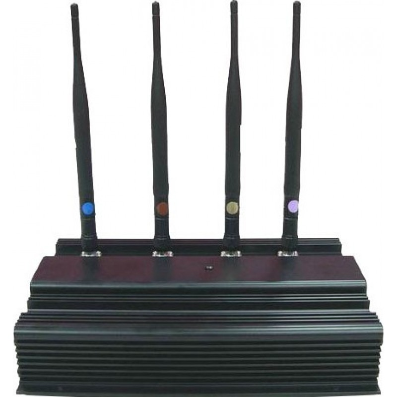 167,95 € Envio grátis | Bloqueadores de Controle Remoto Bloqueador de sinal Radio Frequency VHF