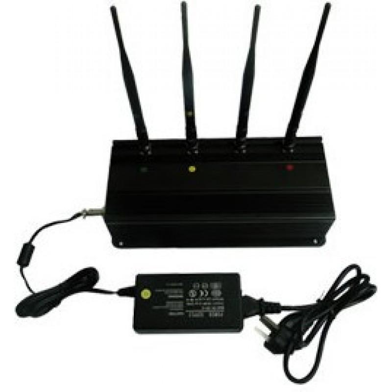 167,95 € Kostenloser Versand | Ferngesteuerte Störsender Signalblocker Radio Frequency VHF
