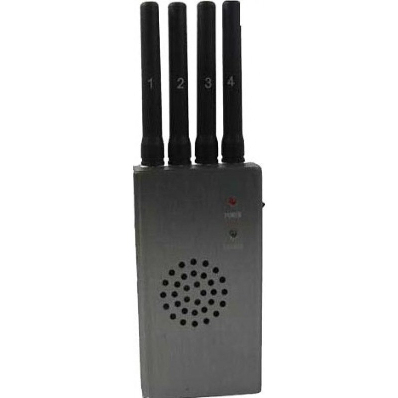 65,95 € Free Shipping   Cell Phone Jammers Portable high power signal blocker with fan Cell phone GSM Portable