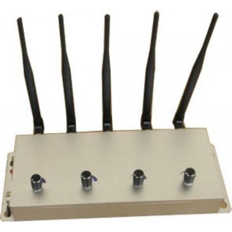 67,95 € 免费送货 | 手机干扰器 信号阻断器 Cell phone GSM