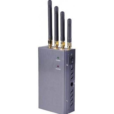 High power portable signal blocker Cell phone