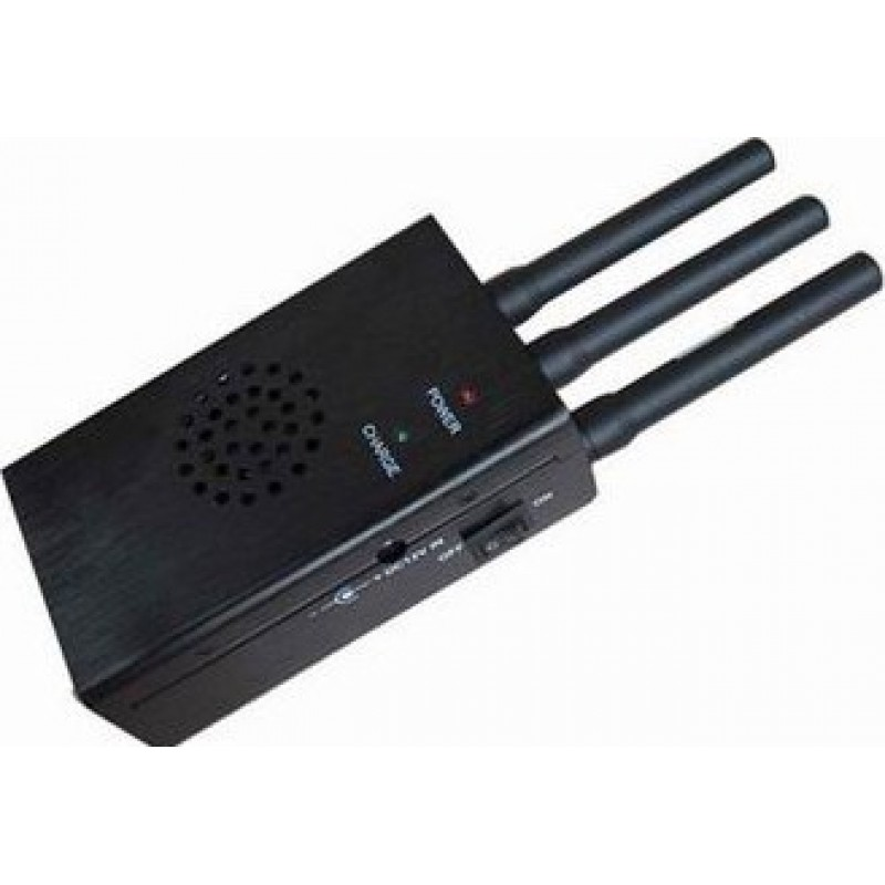 47,95 € Free Shipping   Cell Phone Jammers High power portable signal blocker Cell phone GSM Portable
