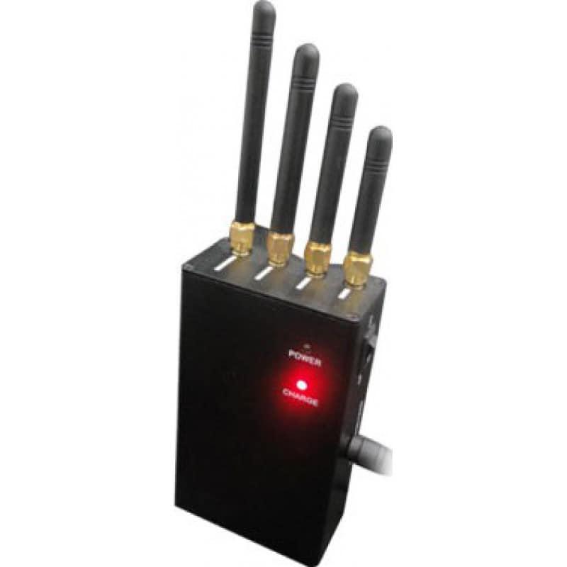 62,95 € Kostenloser Versand   Handy-Störsender Tragbarer Hochleistungs-Signalblocker. Alle weltweiten Netzwerke Cell phone Handheld