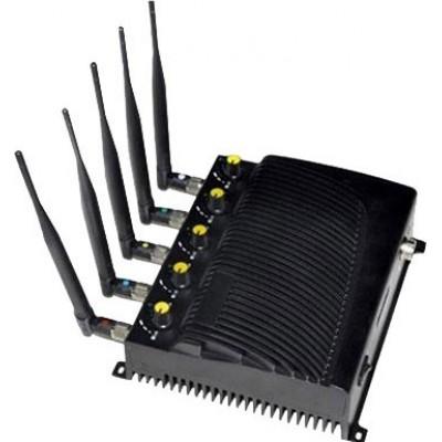 Bloqueur de signal réglable Cell phone