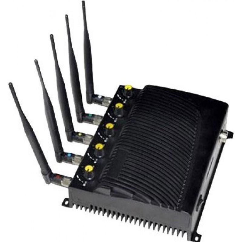 95,95 € Kostenloser Versand | Handy-Störsender Einstellbarer Signalblocker Cell phone 3G