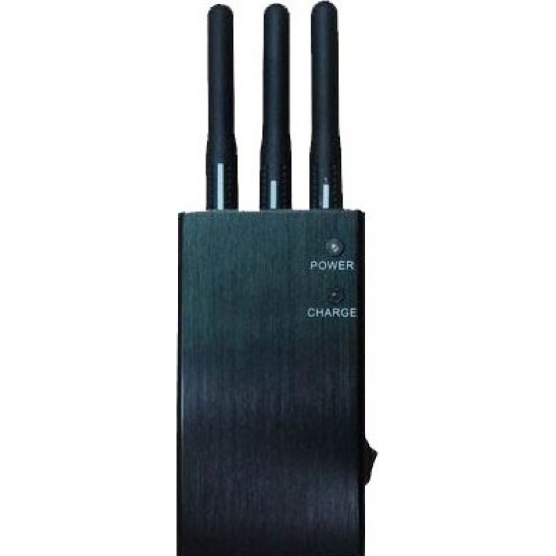 47,95 € Free Shipping | Cell Phone Jammers 5 Bands. Portable signal blocker Cell phone 3G Portable