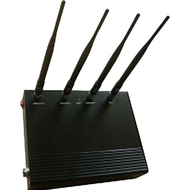79,95 € 免费送货   手机干扰器 5频段信号阻断器 Cell phone