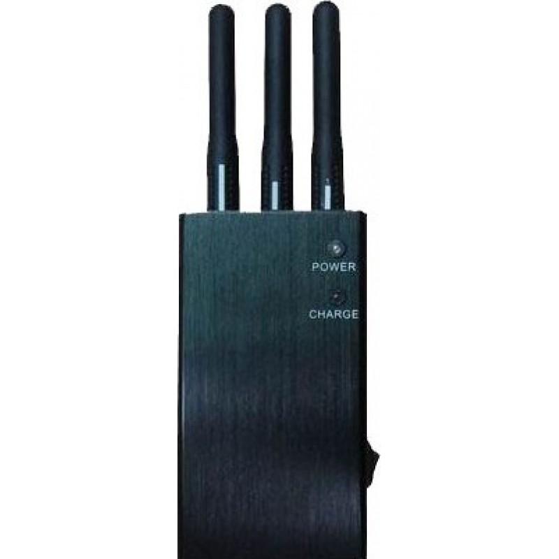 47,95 € Kostenloser Versand   Handy-Störsender 5 Bänder. Mobiler drahtloser Signalblocker Cell phone Portable