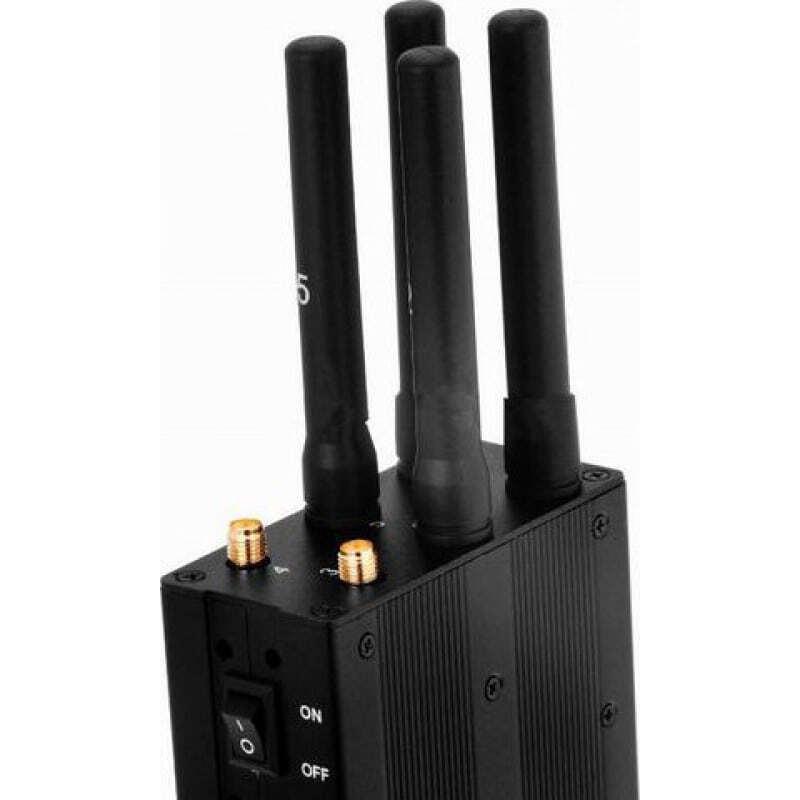 107,95 € Envoi gratuit | Bloqueurs de Téléphones Mobiles Bloqueur de signal portable sélectionnable. Tous les réseaux mondiaux bloquent les signaux Cell phone GSM Handheld