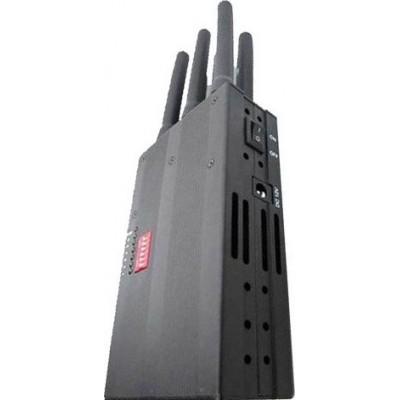 Портативный блокатор сигналов с аккумулятором высокой емкости GPS