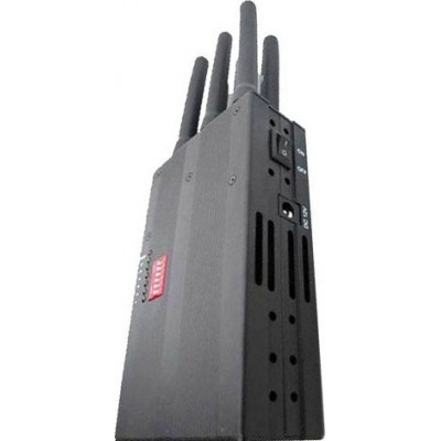 Tragbarer Signalblocker mit Hochleistungsbatterie GPS