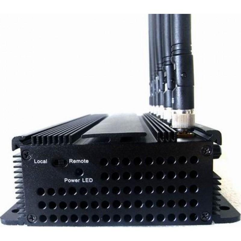 137,95 € Kostenloser Versand | Ferngesteuerte Störsender 6 Bänder. Alle Fernbedienungen signalisieren Blocker Radio Frequency 315MHz