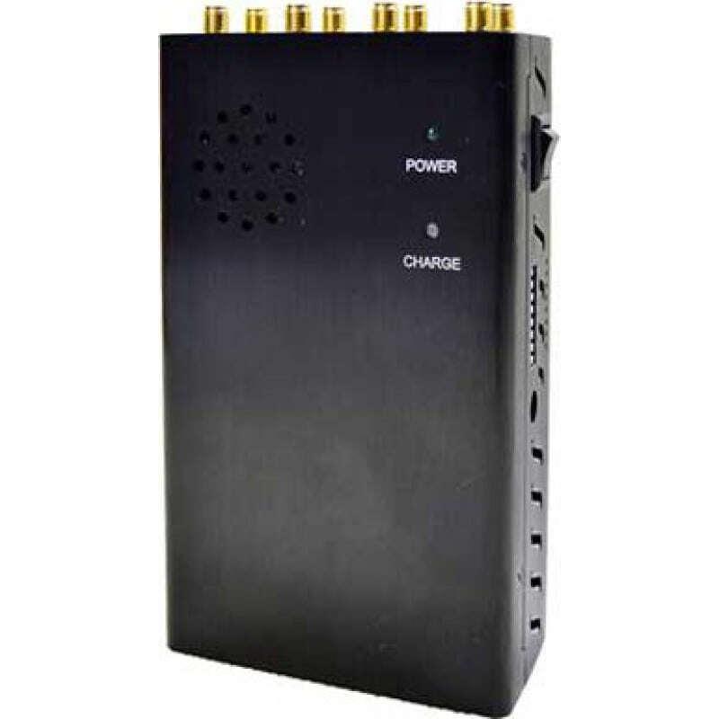 132,95 € Envoi gratuit   Bloqueurs de Téléphones Mobiles 8 antennes. Bloqueur de signal portable GPS 3G Handheld