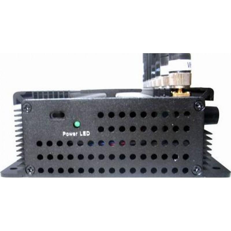 137,95 € Kostenloser Versand | Handy-Störsender 8 Bänder. Einstellbarer Hochleistungs-Signalblocker Cell phone 3G