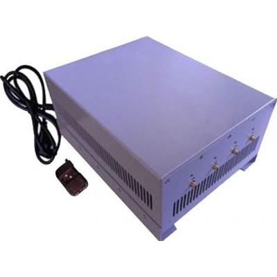 bloqueador de señal de control remoto de 20 W con antena de panel direccional Cell phone