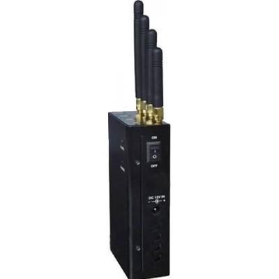 62,95 € Spedizione Gratuita | Bloccanti del WiFi Blocco del segnale wireless portatile ad alta potenza WiFi Portable