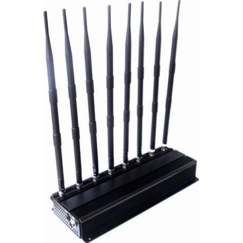 186,95 € Kostenloser Versand   Handy-Störsender 8 Bänder. Einstellbarer leistungsstarker multifunktionaler Signalblocker Cell phone 3G