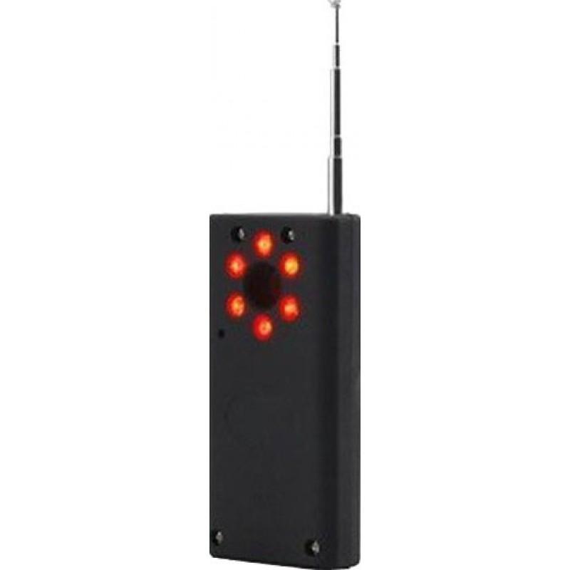 25,95 € Envoi gratuit   Détecteurs de Signal Détecteur multi-fonctions anti-espion. Caméra sans fil et détecteur de fréquence radio