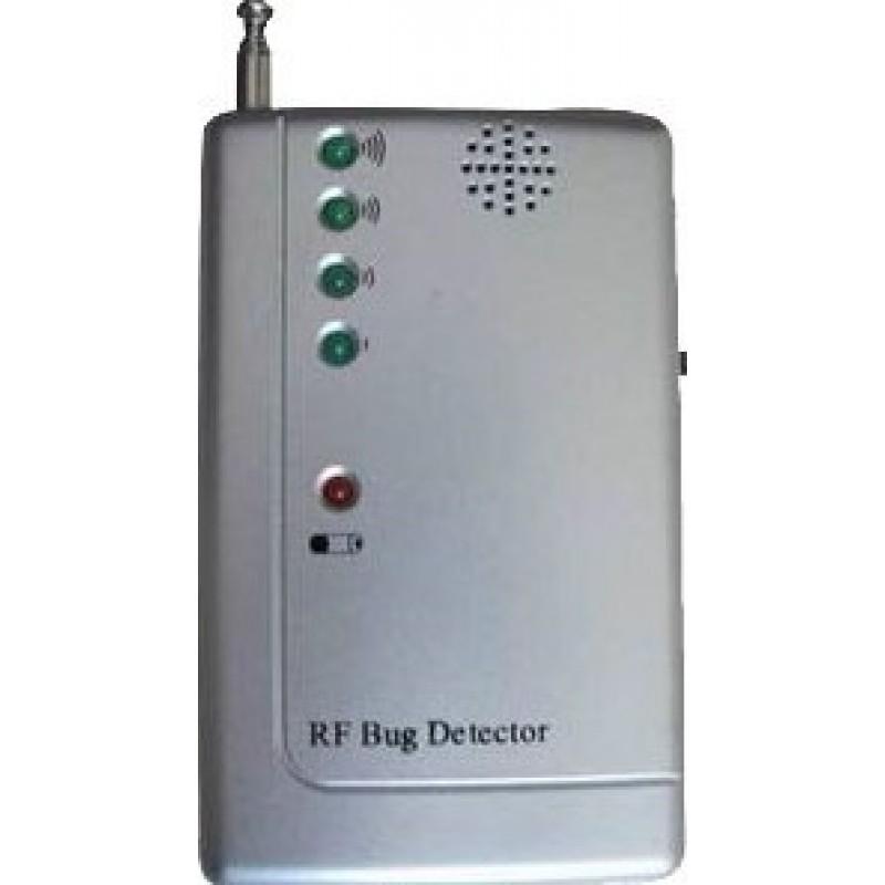 25,95 € 免费送货 | 信号探测器 无线射频探测器。反间谍针孔相机探测器