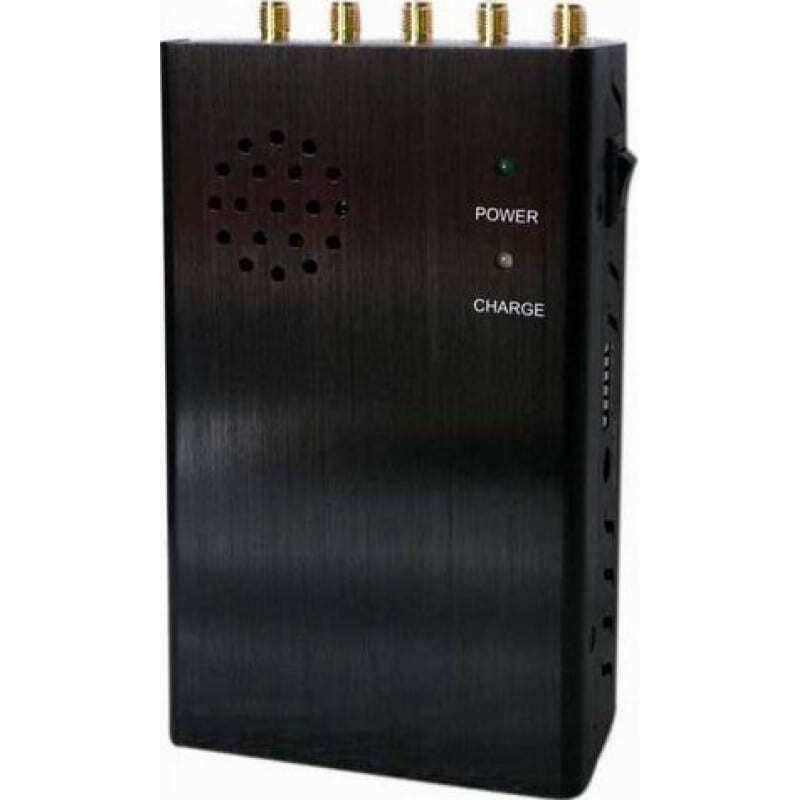 82,95 € Envoi gratuit | Bloqueurs de Téléphones Mobiles Bloqueur de signal sélectionnable et portable GPS 3G Portable