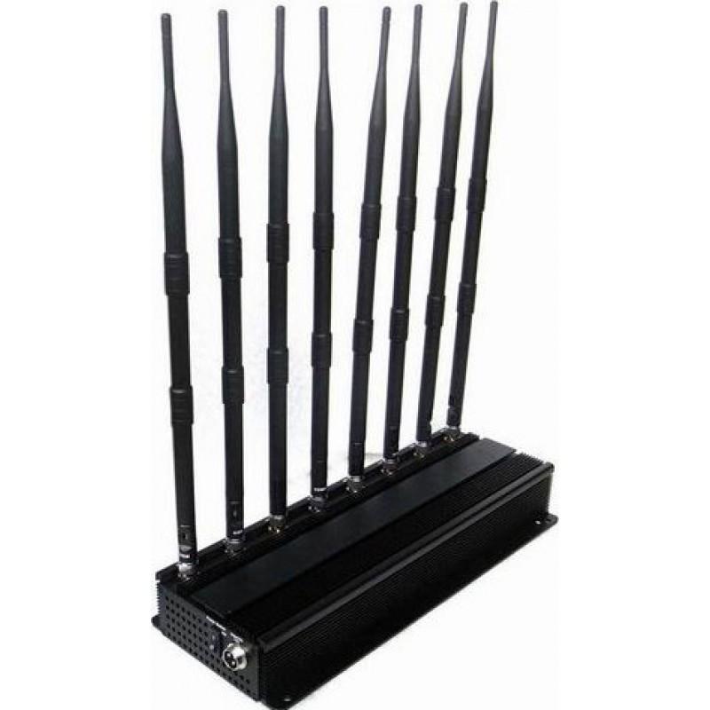 174,95 € Бесплатная доставка   Блокаторы мобильных телефонов Блокатор сигналов высокой мощности Cell phone 3G