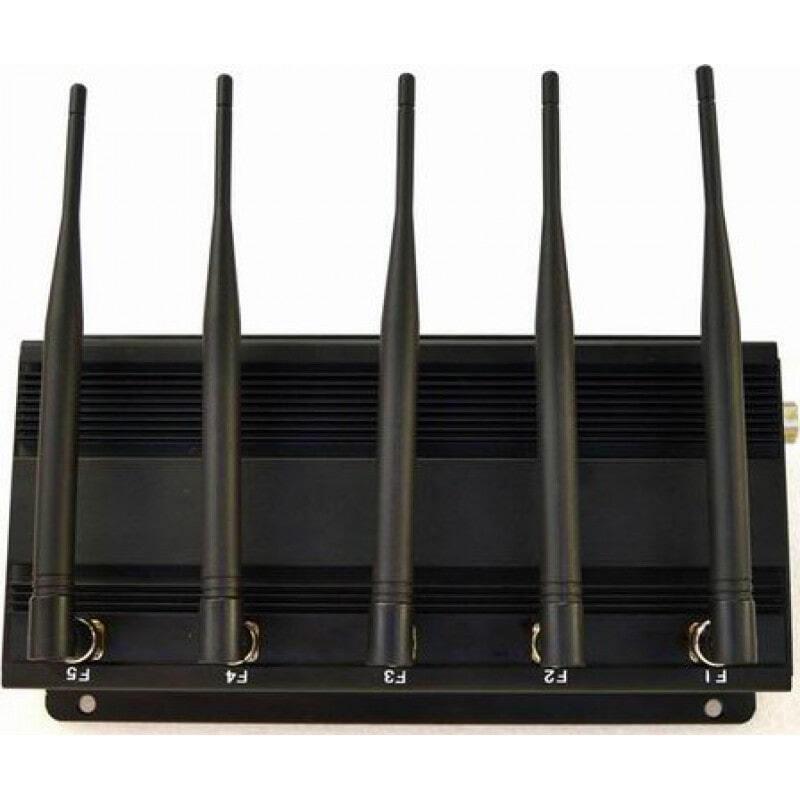 491,95 € Kostenloser Versand   WiFi-Störsender 5W Leistungsstarker Signalblocker WiFi 5.8G