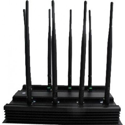 8 Bänder. Einstellbarer Signalblocker für alle Frequenzen (USA-Version) GPS
