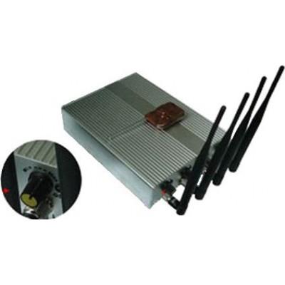 Bloqueador de sinal ajustável e controlado remotamente Cell phone