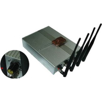 Adjustable and remote controlled signal blocker Cell phone