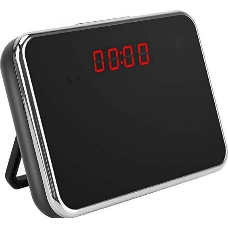 57,95 € Envoi gratuit   Montres Espion Caméra cachée horloge. 1080P HD. Sans fil. Objectif grand angle 140 °. Détection de mouvement. 16 Go de mémoire