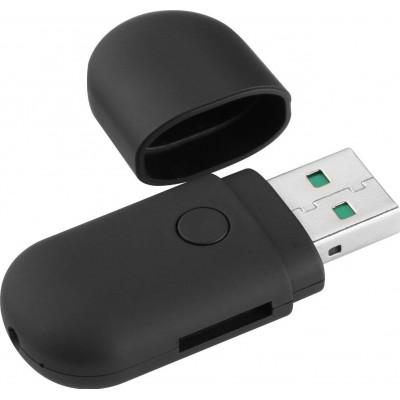 39,95 € Envío gratis   USB Drives Espía Cámara espía oculta. USB 2.0. 960P. Cámara espía con micrófono incorporado. Grabación de video y audio