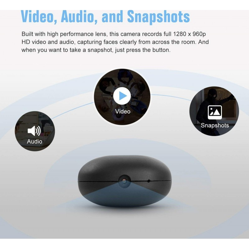 39,95 € Free Shipping   USB Drive Hidden Cameras Hidden Spy Camera. USB 2.0. 960P. Spy Camera with Built-In Microphone. Video and Audio Recording