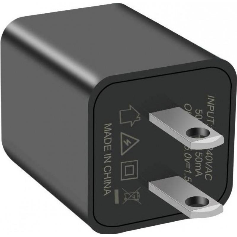 41,95 € Spedizione Gratuita   Accessori Spia Nascosti Piccola videocamera per videosorveglianza. Mini telecamera spia. Tata Cam. HD 1080P. Motion Detection. Scheda SD 16G