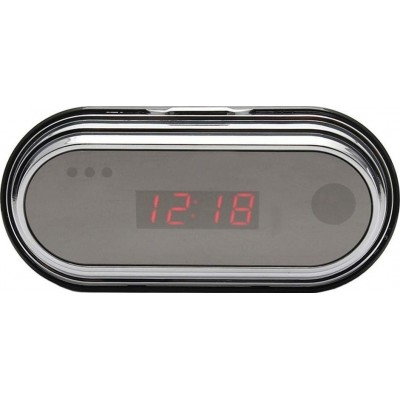 25,95 € Free Shipping | Clock Hidden Cameras Led Clock With Hidden Camera. Wireless. Remote Control. 1080P. Multifunctional. Motion Detection
