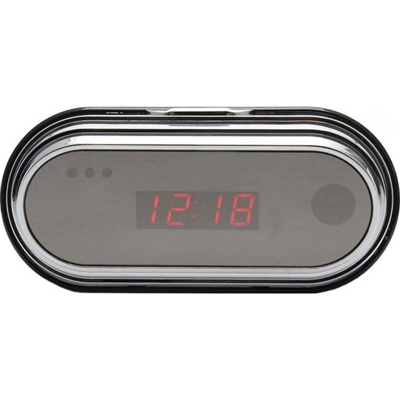25,95 € Envoi gratuit   Montres Espion Horloge Led Avec Caméra Cachée. Sans fil. Télécommande. 1080P. Multifonctionnel Détection de mouvement