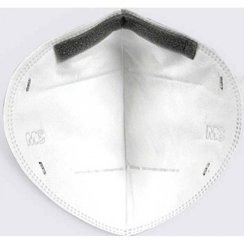 23,95 € Free Shipping | 2 units box Respiratory Protection Masks 3M Model 9501 KN95 FFP2. Respiratory protection mask. PM2.5 anti-pollution mask. Particle filter respirator