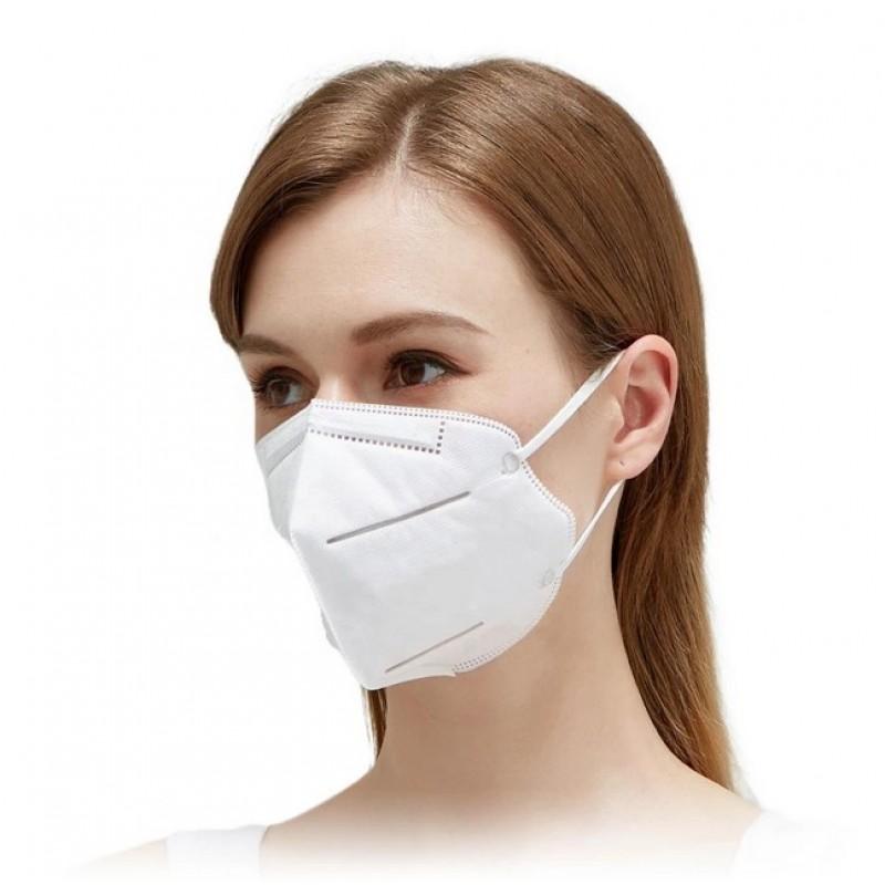 20 Einheiten Box Atemschutzmasken KN95 95% Filtration. Atemschutzmaske. PM2.5. Fünf-Schichten-Schutz. Anti-Infektions-Virus und Bakterien