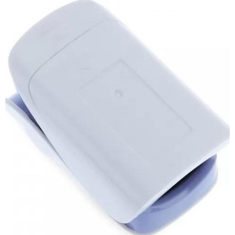 149,95 € Envío gratis | Caja de 5 unidades Mascarillas Protección Respiratoria Oxímetro de pulso digital